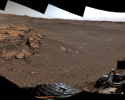 Its Gretest-Resolution Panorama Ever The Curiosity Mars Rover Only Catched