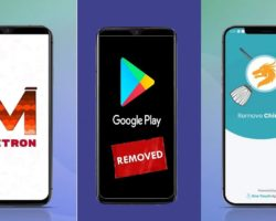 Google evacuates 'Remove China Apps' and 'Mitron' application from Play Store